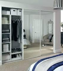 mirrored sliding closet doors. Wardrobes: Ikea Sliding Mirror Wardrobe Mirrored Closet Doors Marvellous Door T