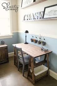 diy restoration hardware desk and hello cute boys room everything chairs teen room adorable rail bedroom