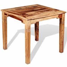 Weilandeal Esstisch Massiv Holz Sheesham 82 X Amazonde Elektronik