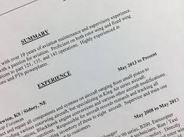 Aviation Resumes Aviation Search Group Aviation Resume Source