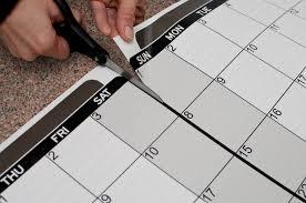 dry erase 2016 wall calendar