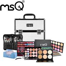 msq makeup set for professional makeup artist 7pcs make up necessity with a multi functional