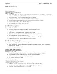 Examples Of Nurse Resumes Mesmerizing Graduate Nurse Resume Examples Nurse Resume Operating Room Resume