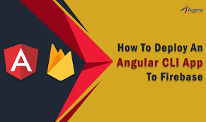 How to Deploy an App to Firebase With Angular CLI In Minutes   Tutorial