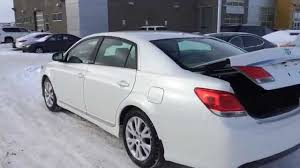 Pre Owned White on Ivory 2011 Toyota Avalon 4dr Sdn XLS Walk ...