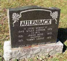 Myles Gordon Aulenback (1949-1972) - Find A Grave Memorial