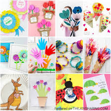 How to make colored sand for a pretty and easy kids craft. 25 Mother S Day Crafts The Joy Of Sharing