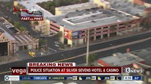 Hotel Silver Seven Police Situation At Silver Sevens Hotel Casino Youtube