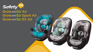 Safety 1st Wows us (again) with UltraMax Air 360 4-In-1 Convertible Car Seat