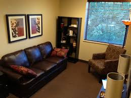 Small Office Space Decor  Like The Natural Color Scheme The Big Counseling Room Design Ideas