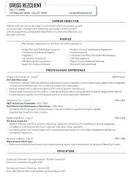 Building Maintenance Engineer Resume Sample Best Of Building Maintenance Resume Sample Maintenance Technician Building