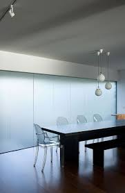outstanding contemporary facades design fabulous modern dining area applied acrylic chairs in new zealand home