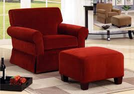 Most Interesting Red Accent Chair With Arms Accent Chairs For