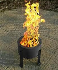 The Flame Genie Pellet Fire Pit S Unique Burning Experience Wood Fire Pit Fire Pit Wood Pellets