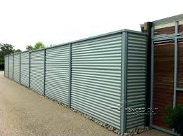 how to build a corrugated metal fence corrugated metal fence corrugated steel fence large size of fence corrugated steel screen metal fence design cost to