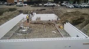 icf vs poured concrete foundations