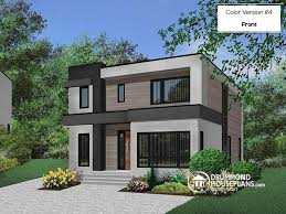 modern house plans. 158 Best Modern House Plans \u0026 Contemporary Home Designs Images On Pinterest | Bedrooms, Houses And Garage