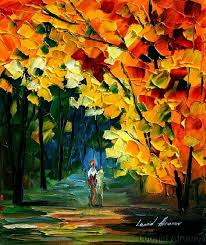 art images of nature. Plain Nature Nature By Leonid Afremov Leonidafremov  On Art Images Of E
