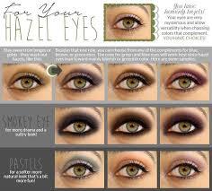 what colour eye makeup for hazel eyes 1623
