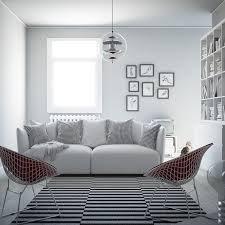 scandinavian design furniture ideas wooden chair. Scandinavian Interior Design White Living Room Furniture Ideas Wooden Chair