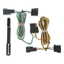 trailer wiring harness ebay Dodge Nitro Trailer Wiring Harness curt vehicle to trailer wiring harness 55329 for dodge dakota, ram 2008 dodge nitro trailer wiring harness