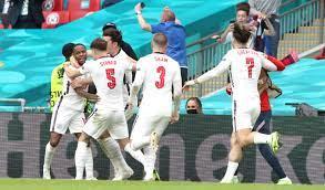 """كأس أوروبا: """"أسود"""" إنكلترا افترست ألمانيا"""