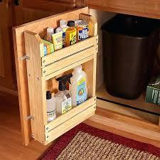 inside cabinet e rack best cabinet door storage ideas on cabinet with kitchen cabinet door storage