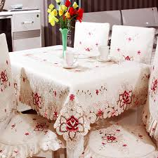 oval round square rectangular tablecloth embroidered tablecloth for oval dining table