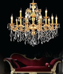 chandelier party decoration black