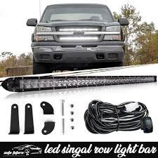 2014 Chevy Silverado Light Bar Mount
