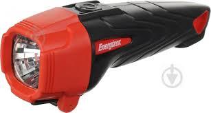 ᐉ <b>Фонарь Energizer ENR Impact</b> 639382 черный • Купить в Киеве ...