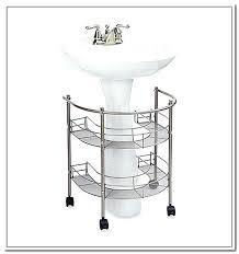 ikea pedestal sink. Simple Ikea Awesome Under Bathroom Sink Storage Ikea Gorgeous Pedestal  Home Design Ideas   Throughout Ikea Pedestal Sink