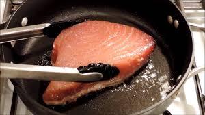 how to cook seared tuna steak episode 24