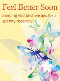 Get Well Card Get Well Cards Birthday Greeting Cards By Davia Free