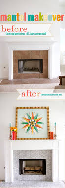 Diy Fireplace Makeover Ideas Best 10 Fireplace Tile Surround Ideas On Pinterest White