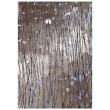 christopher knight mirage glimmer taupe area rug 5 feet 3 inches x 7 feet 2 inches