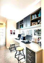 office desk for two. Computer Desks For Two Great 2 Person Home Office Desk Ideas Decorating . E