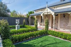 Small Picture Formal Front Garden Adelaide Garden Design Solutions