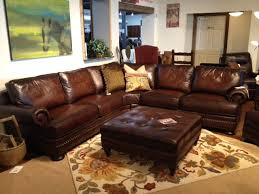 bernhardt foster leather sectionals austin tx houston tx modern living room