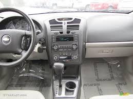 2007 Chevrolet Malibu LTZ Sedan Titanium Gray Dashboard Photo ...