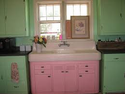 kitchen vintage kitchen sink magnificent retro kitchen sink home