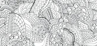 Intricate Coloring Pages For Adults Inspired Printable Coloring Page
