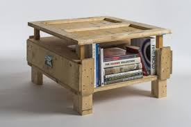 Recycled furniture and creative design