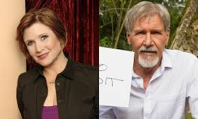 carrie fisher 2014. Modren Carrie Rumor Harrison Ford U0026 Carrie Fisher Spotted In London To 2014 4