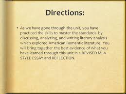 american r ticism a study of american writing and ideas from 3 directions