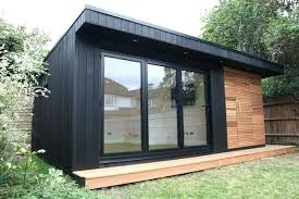 office shed plans. Garden Office Shed With Storage And Sauna Contemporary Home Library . Plans