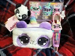 claire s panda dessert kitty accessory