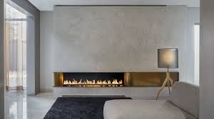 Modern gas fireplace, amazing luxury fire, with custom side panels