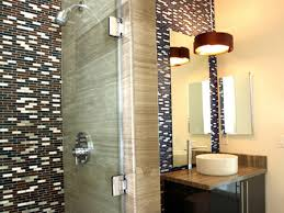 shower wall lighting. large wall mirror design ideas with walk in shower also stainless faucet for modern bathroom lighting