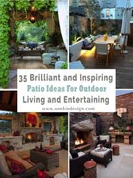 Free shipping on orders over $35. 35 Brilliant And Inspiring Patio Ideas For Outdoor Living And Entertaining